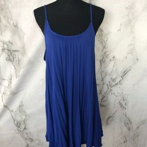 Roxy Blue Spaghetti strap Dress